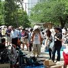 2015年6月開催 リサイクル&手作りフリマ(青空アートバザール江...