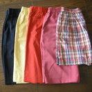 ゴルフレディスウエアー スカート、キュロット、ショートパンツ