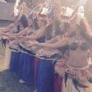 タヒチアンダンスで女子力up! メンバー募集