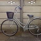 買ったばかりの中古自転車 売ります
