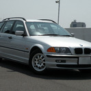 ご成約頂きました。BMW 318ツーリング【総額31万円】…
