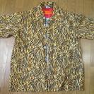 クリームソーダ タイガーパターン 半袖シャツ