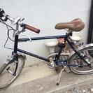 値下げ★おしゃれな自転車  ノーチェ 中古