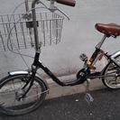 【取引完了】丸石のペット乗せ用自転車(中古)