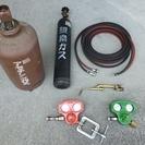 ガス溶接器セット