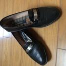 バーバリー靴〈黒〉