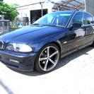 【売切です!】BMW 320i 車高調整.サンルーフ.18…