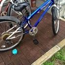 子供用自転車です