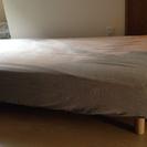 無印 シングルベッド【引渡し済】