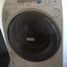 保証書付☆日立 ドラム洗濯乾燥機BD-V2200L. 2010年