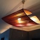オシャレな天井用ランプ 天井照明 3灯型