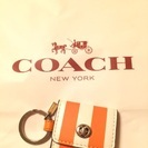 未使用未開封COACH OUTLET 45%オフKEYRING