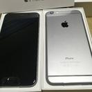 iphone 6 PLUS スペースグレイ16GB