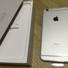 iphone  6 PLUS シルバー 16GB