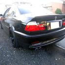 【うりきれました!】BMW  330Ci  改造多数!クーペ エアロ イカリング他多数! - 熊谷市
