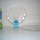 (取引成立)ミスドのガラス皿2枚☆未使用
