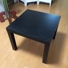 IKEAで買ったミニテーブルです