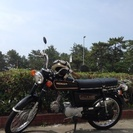 希少☆レトロな90ccバイク【ベンリーCD90】