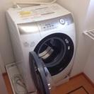 ドラム型洗濯機「ZABOON」売ります