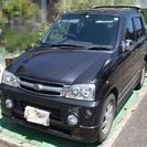 テリオスキッド AT 4WD ターボ と軽1BOX(AT、4WD...