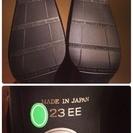 【他サイドより取引済☆日本製〜☆23cm就活/就職定番本革靴☆送料込!〜☆ピカピカ新品〜‼︎】 - 売ります・あげます