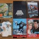 70、80年代映画パンフレット各種