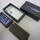 【美品】iPhone5 64GB ブラック&スレート+おまけ