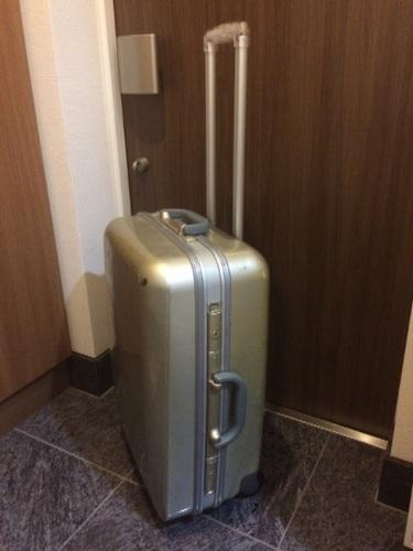 fa13e5ae8f コムサ] スーツケース 50L 不良品 (ブルベア) 文京のバッグ《その他》の ...