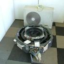 格安中古エアコン 短期3年使用 業務用冷暖エアコン5馬力。 単相...