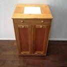 木製ダストボックス