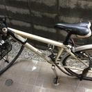 マウテンバイク