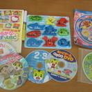 2.3歳向け ぽけっと エデュトイ さかなつり ほか DVD