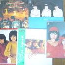☆キャンディーズのLPレコード 5枚☆