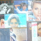 ☆オリビア・ニュートン・ジョンのLPレコード 8枚☆