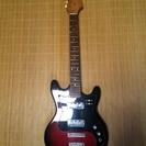 エレキギター(ジャンク?)&YAMAHAのソフトケース