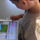 4歳から☆iPadでもぐらたたきゲームをつくろう!