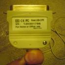サンワサプライ USBプリンターコンバータケーブル