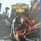 inFAMOUS Second Son PS4版