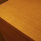 無印のオーク材チェスト - 江戸川区