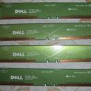 Dell PWB 9578D Rev. A02 Memory T...