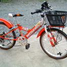 ■USED■20インチ自転車■ジュニアマウンテン■SHIMANO...