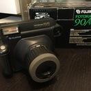 フジのインスタントカメラ(フォトラマ90ACE )