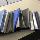 中古A4クリアファイル12冊