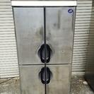 【終了】業務用冷蔵庫 サンヨー 4ドア 2003年式  2,000 × 900 × 650 動作良好の画像