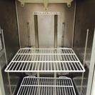 【終了】業務用冷蔵庫 サンヨー 2ドア 2004年式  2,000 × 650 × 620  動作良好 - その他