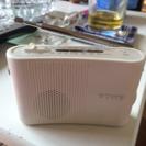 ソニーの携帯ラジオ