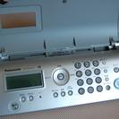 【美品】Panasonic普通紙ファックス KX-PW51…