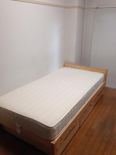 無印良品 シングル ベッドフレーム