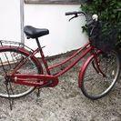 自転車売ります(価格変更しました)