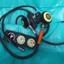 【完売】イタリアマレス製 ダイビング器材 レギュレーター